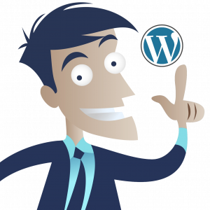 Ilustrace: WordPress? Dobrá volba!